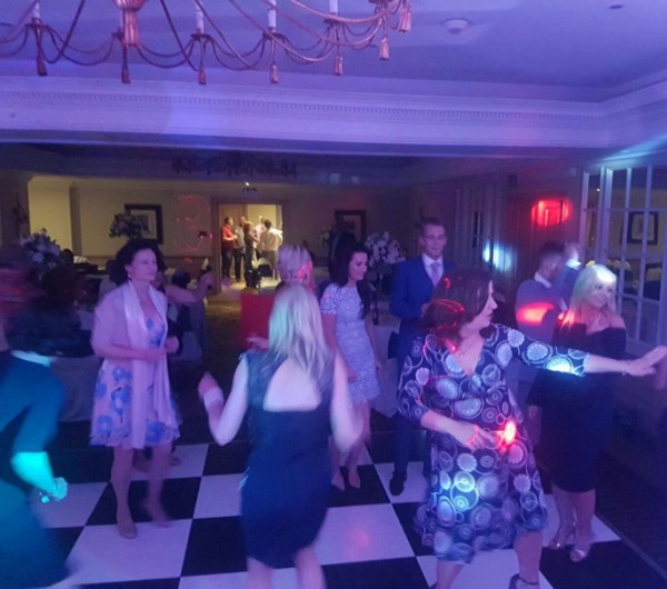 The Kicks Billie and Jamie's Wedding April 2017 5